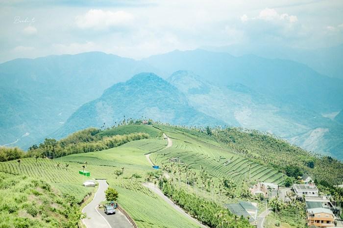 嘉義碧湖山觀光茶園:高山環繞的美景聖地,看阿里山日出、雲海、星空、梯田