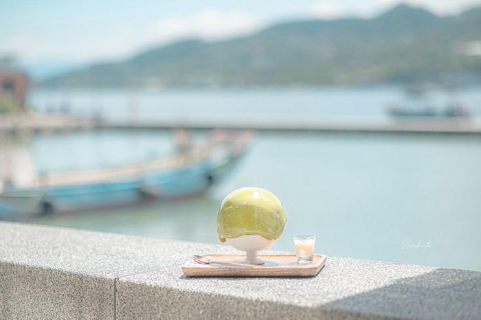 朝日夫婦冰店-來碗好吃日式刨冰佐以淡水河、漁港,和沖繩的回憶