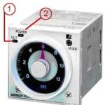 Đèn chỉ thị H3CR-A