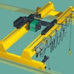Tính năng cân bằng tải biến tần YASKAWA – cầu trục di chuyển ngang