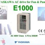 ỨNG DỤNG BIẾN TẦN YASKAWA E1000 ĐIỀU KHIỂN PID CHO BƠM/QUẠT