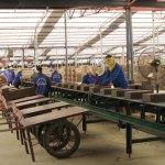 Biến tần điều khiển tự động hóa trong ngành vật liệu xây dựng
