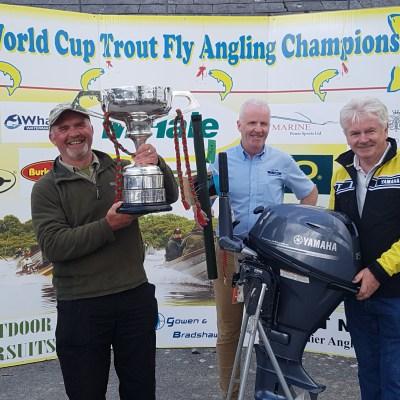 BAC Geoff Hylands World Cup Winner 2017 Lough Mask