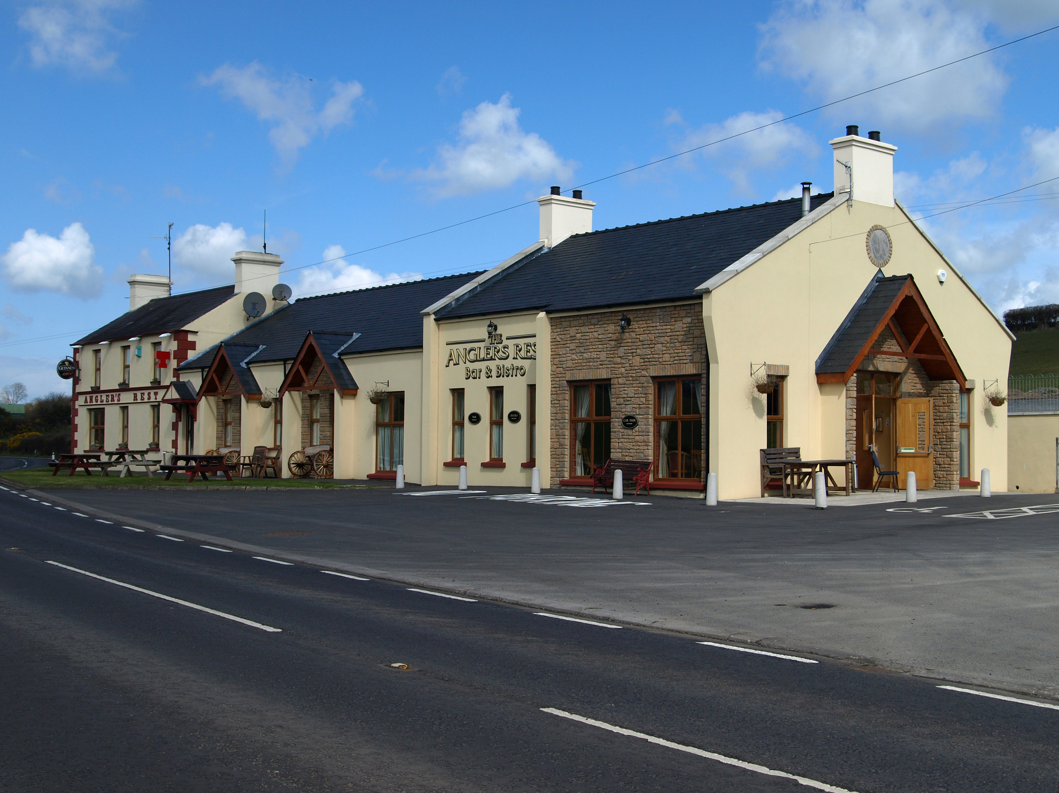 BAC Anglers Rest Bar and Bistro, Corbet, Banbridge, Co Down