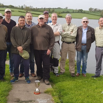 BAC The Corbet Lough Challenge Cup - Banbridge Angling Club and The Black Pennells at Corbet Lough on 19 May 2018