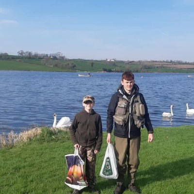 BAC Carson Cup 2019 at Corbet Lough on 6 April 2019 - Juvenile Prize Winners