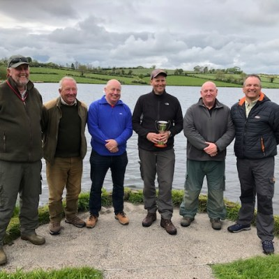 BAC - The Black Pennels winners of The Challenge Cup 2019 at Corbet Lough on Saturday 18 May 2019