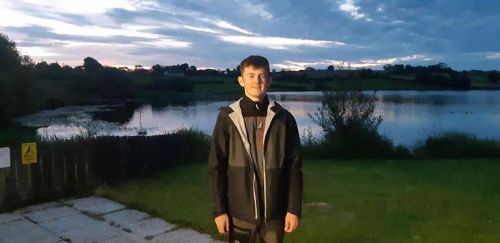 BAC - Juvenile angler who competed in the Wardsworth Bethel Cup competition at Corbet Lough on 21 June 2019