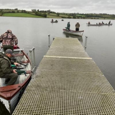 BAC - The Silver Butchers outing at the Corbet Lough on Saturday 9 October 2021