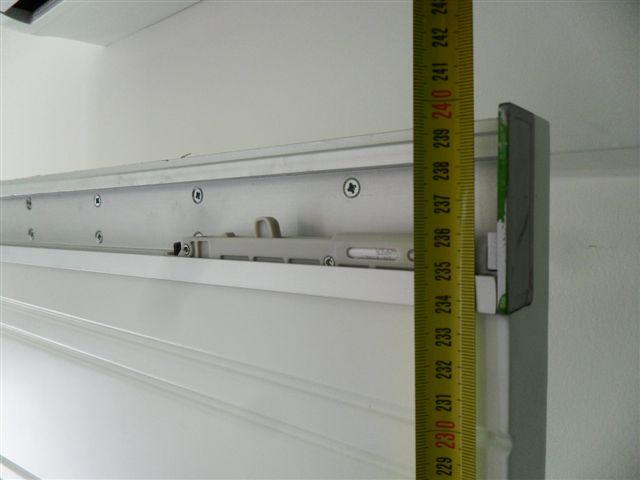 Porta interna scorrevole esterna MAGICAL filomuro Rovere Rovere Grigio Weng  eBay