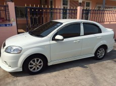 Saloon car for rent Ban Chang