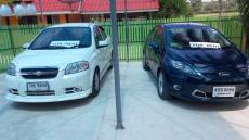 Two cars for rent in Ban Chang