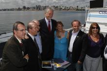 Assinatura do Protocolo de Intenções Pró Museu das Águas de Porto Alegre