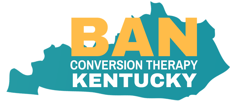 Ban Conversion Therapy Kentucky
