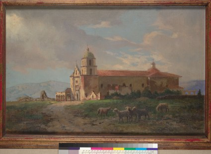 Jörgensen, Christian. Mission San Luis Rey de Francia. BANC PIC 19xx.100--FR. Courtesy of The Bancroft Library, University of California, Berkeley ONLINE