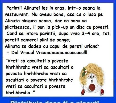 Banc cu Alinuta fara bona, bancuri haioase cu Alinuta 2019, Banc cu Alinuta, Alinuta fara bona, bancuri haioase cu Alinuta, Alinuta 2019, bancuri cu Alinuta, banc Alinuta, bancuri Alinuta, bancuri haioase.