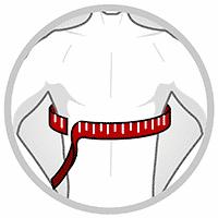 Skulderbandage med velcrolukning