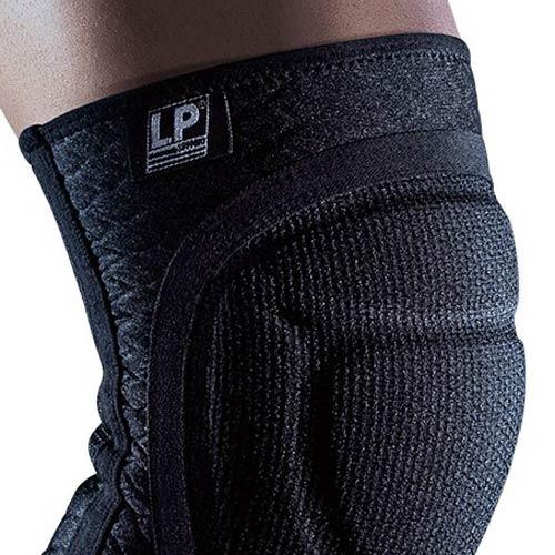 Knæbeskytteren 507CA fra bandageshoppen.dk er perfekt til sport og beskytter knæet mod slag og fald