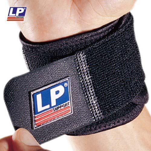 Håndledsbandage kompression med elastrikstrop | LP-753CA