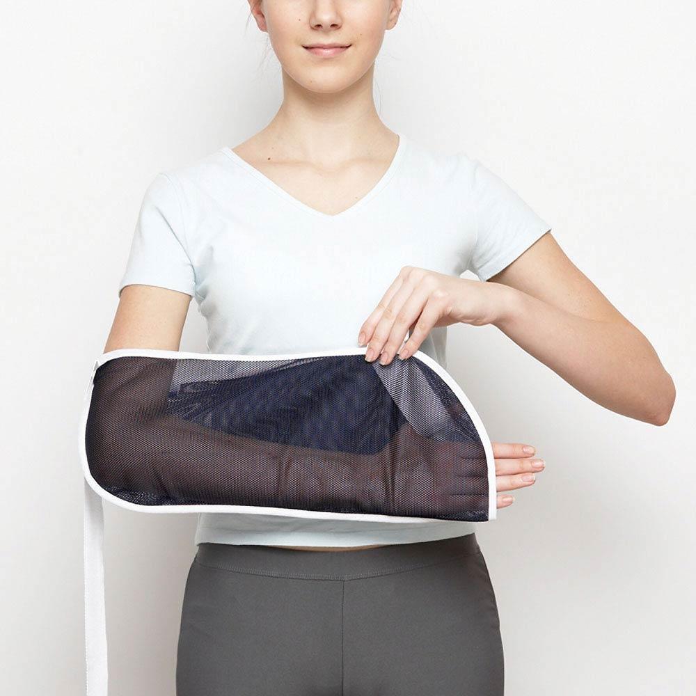 Armslynge fra bandageshoppen.dk - Nem at tage på