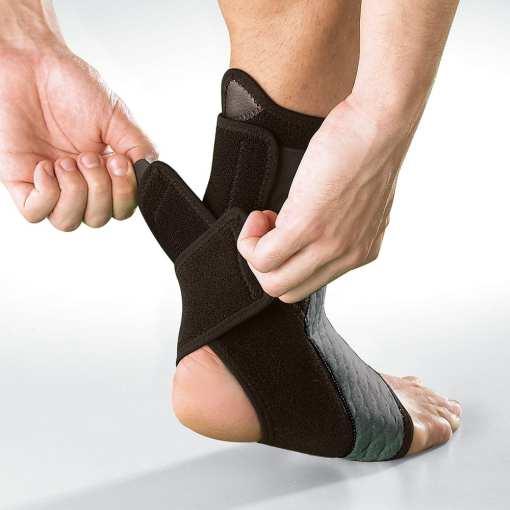 Akillessene bandage hæl