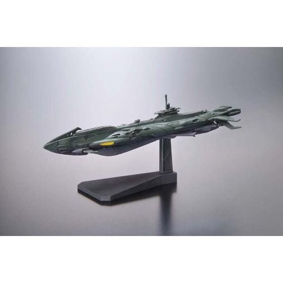 Mecha Collection Space Battleship Yamato 2199 No.19-dimensional dive ship UX-01