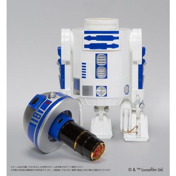 スターウォーズ ネーム印スタンド R2-D2:プレミアムバンダイ フィギュア新作予約開始