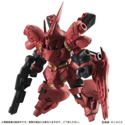 MOBILE SUIT ENSEMBLE EX08 サザビー&BWSセット