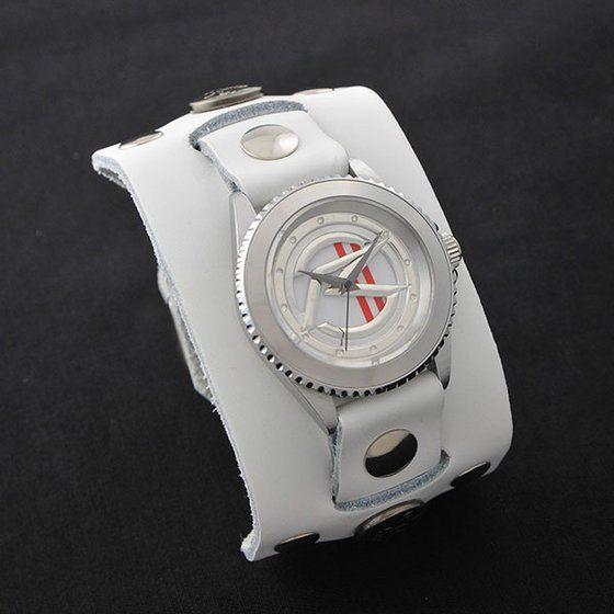 仮面ライダードライブ マッハ× Red Monkey Designs Collaboration Wristwatch Silver925 High-End Model アニメ・キャラクターグッズ新作情報・予約開始速報