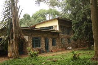 Dormitory and kitchen block