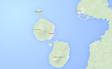 Pulau Ternate Tidore