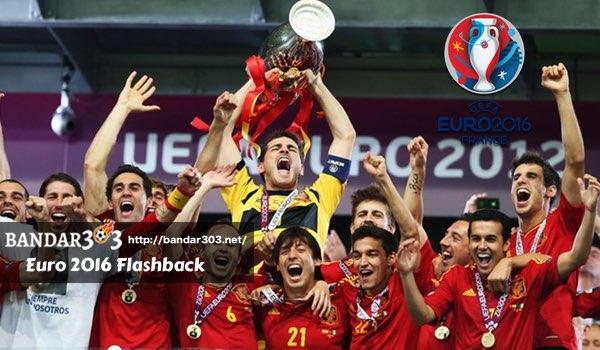 Spanyol Euro 2012
