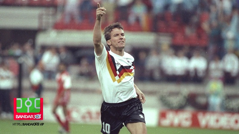 Lotthar Matthaus Jerman Piala Dunia