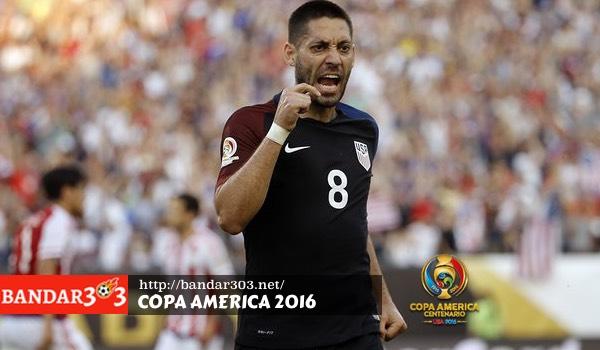Clint Dempsey Amerika Serikat Copa America 2016