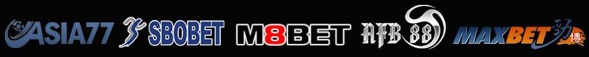 Agen Bola MAXBET SBOBET AFB88 ASIA77 dan M8BET
