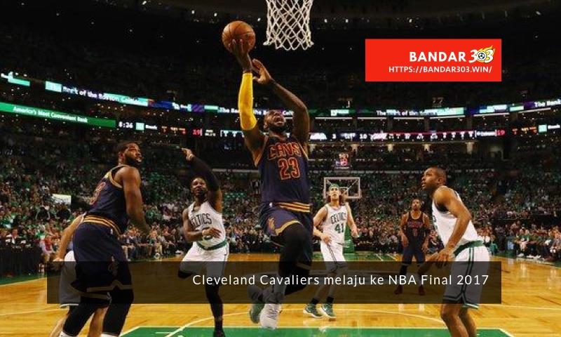 LeBron James NBA Final
