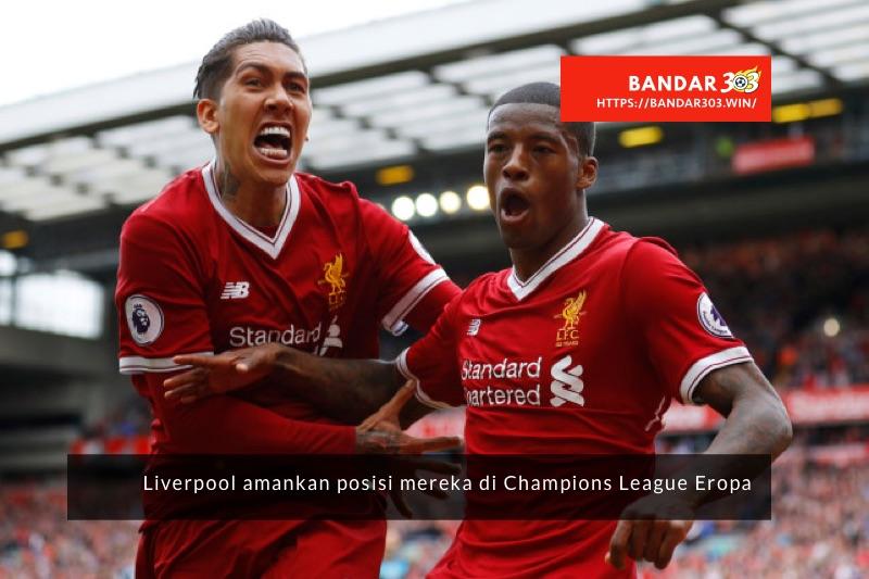 Georginio Wijnaldum Liverpool Middlesbrough
