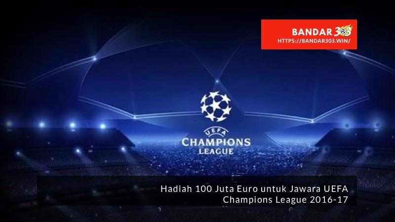 Hadiah Champions League