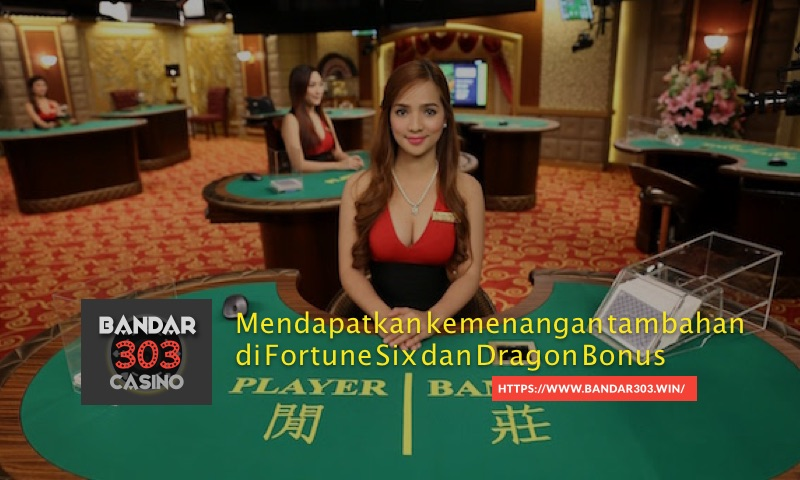 Fortune Six Dragon Bonus Live Baccarat