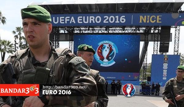 Personil Militer Euro 2016