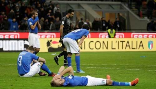Hasil kualifikasi Piala Dunia 2018 Antara Italia Dan Swedia