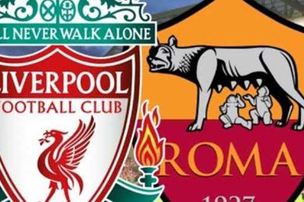 Prediksi Pertandingan Sepakbola Liga Champions Liverpool VS AS Roma