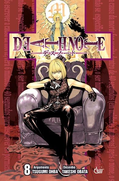 9789895592340 - Death Note 08 Alvo