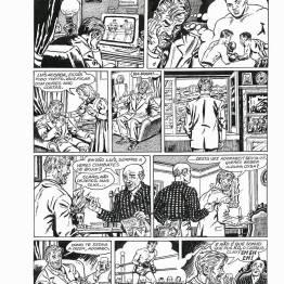 Heróis BD Séc XXI -Nº6.2 - Luís Euripo por Trigo e Lino