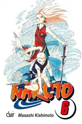 9789895592418 - Naruto 06 A Decisão de Sakura!!