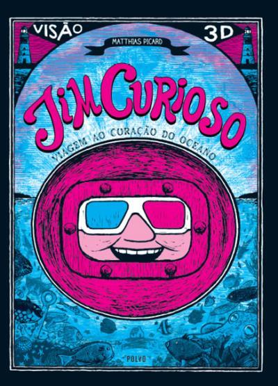 Capa Jim Curioso