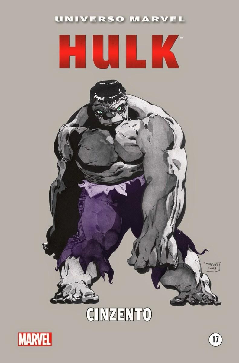 Hulk Cinzento