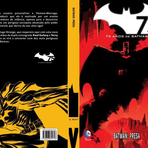 Capa 06 Batman Presa