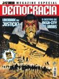 Juiz Dredd Megazine Especial - Democracia