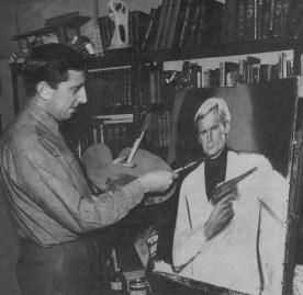 Ron Embleton 'Illya Kuryakin' BlogPicDavid McCallum1966 [ii]